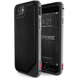 X Doria telefoonhoesje Defense Lux voor iPhone 7 8 Zwart