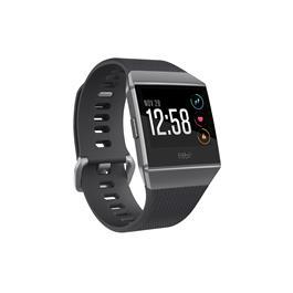 Fitbit smartwatch Ionic Charcoal Smoke Gray