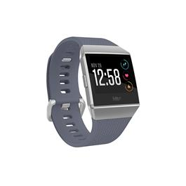 Fitbit smartwatch Ionic Blue Gray Silver Gray