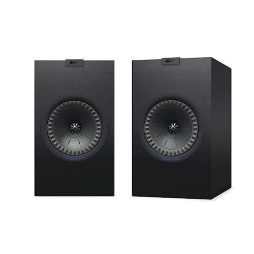 KEF boekenplank luidspreker Q350 Zwart per paar
