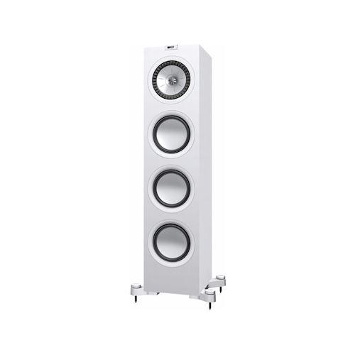 KEF vloerstaande luidspreker Q750 Wit per stuk