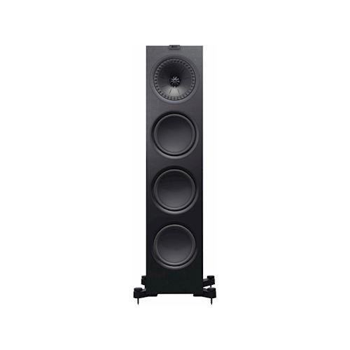 KEF vloerstaande luidspreker Q950 Zwart per stuk