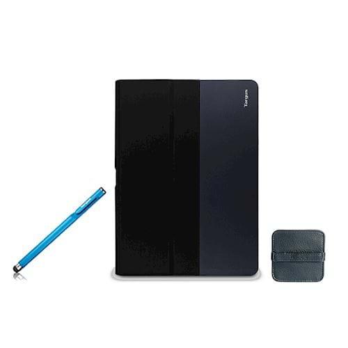 Targus tablet 9-10 inch beschermhoes Fit N Grip met pen + pad