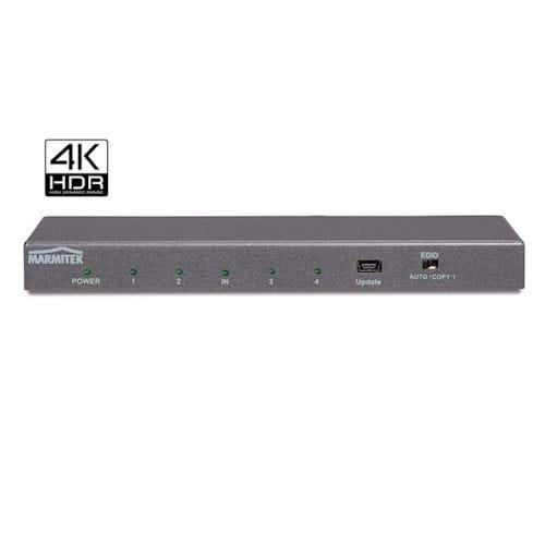 Marmitek HDMI splitter Split 614 UHD 2.0