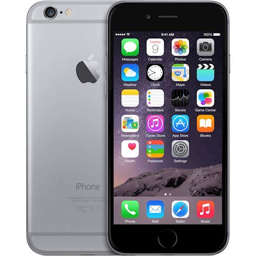 Apple smartphone iPhone 6 32GB (Spacegrijs) kopen