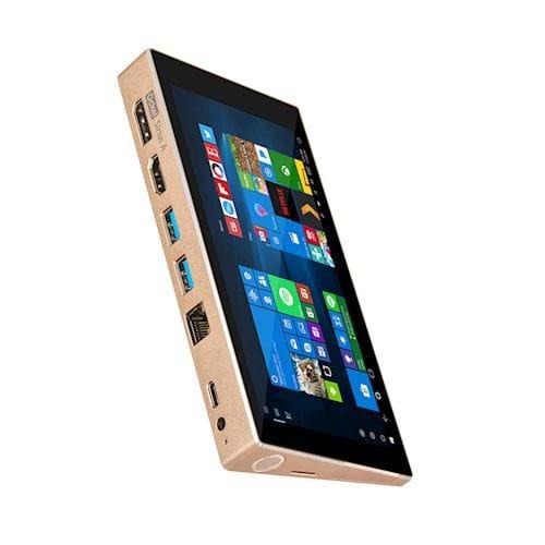 Ockel Sirius A mobiele PC 4 GB Venus Gold