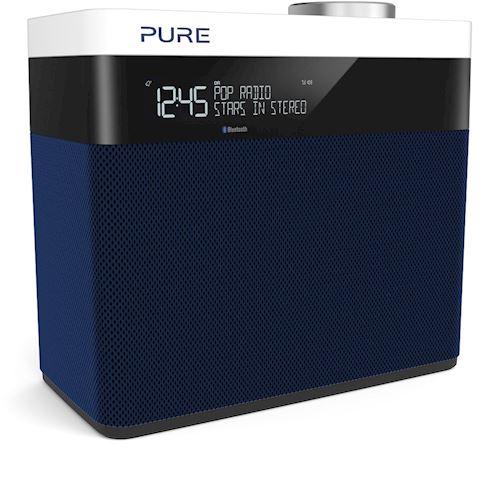 Pure draagbare radio Pop Maxi S (Blauw)