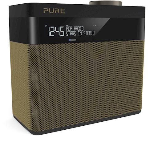 Pure draagbare radio Pop Maxi S (Goud)