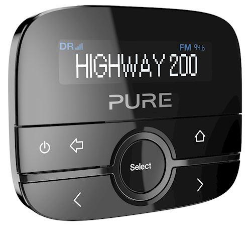 Pure autoradio Highway 200