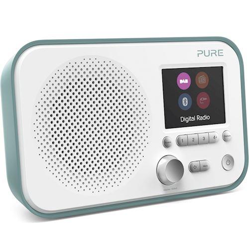 Pure draagbare radio Elan BT3 (Mint)