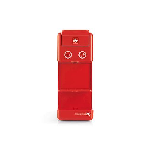 illy espressomachine Y3 (Rood) - Prijsvergelijk