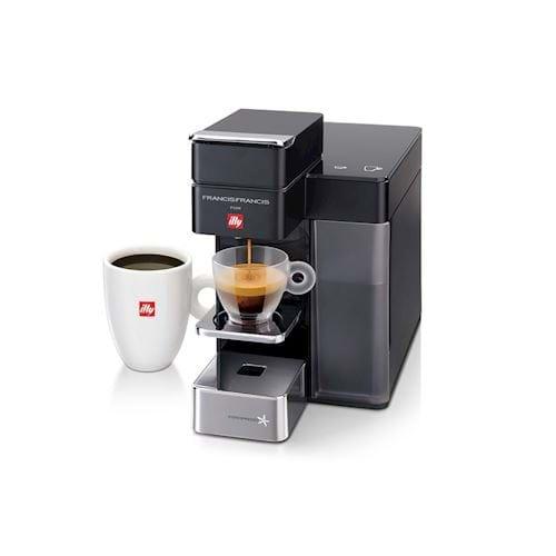 illy espressomachine Y5 (Zwart) - Prijsvergelijk