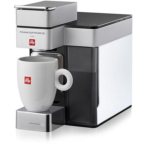illy espressomachine Y5 (Wit)