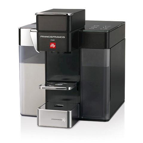 illy koffiemachine Y5 Milk (Zwart) - Prijsvergelijk