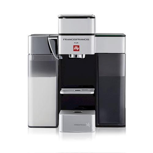 illy koffiemachine Y5 Milk (Wit) - Prijsvergelijk