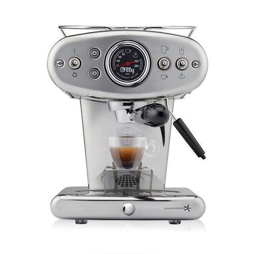 illy espressomachine X1 Anniversary Espresso  en  Coffee (Inox) - Prijsvergelijk