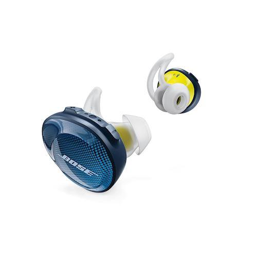 Bose draadloze hoofdtelefoon SoundSport Free Blauw