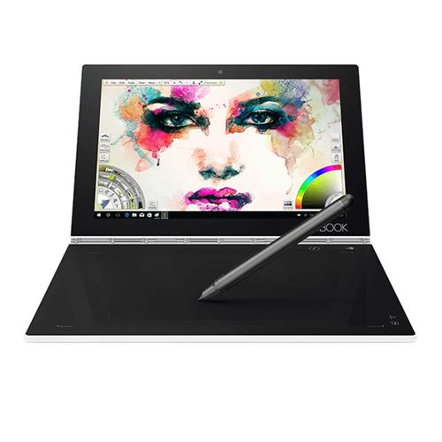 Lenovo tablet Yogabook met stylus (Zwart)