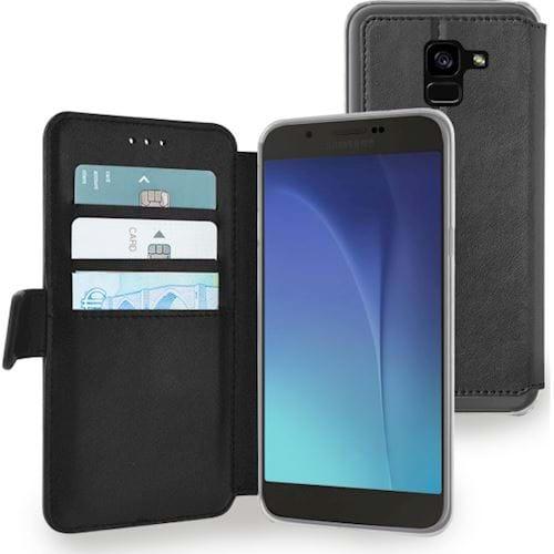 Azuri walletcase voor Samsung A8