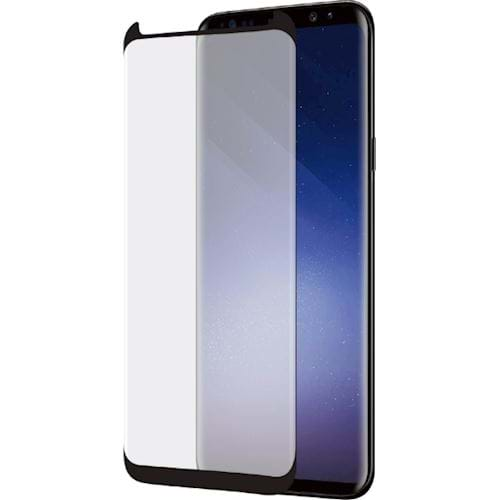Azuri Curved Tempered Glass RINOX ARMOR voor Samsung S9