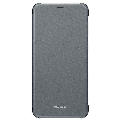 Huawei flip case voor Huawei P Smart (Zwart)
