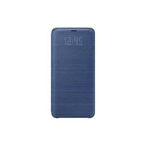 Samsung telefoonhoesje Galaxy S9+ LED View (Blauw)