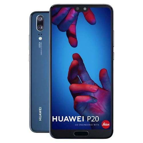 Huawei smartphone P20 Blue