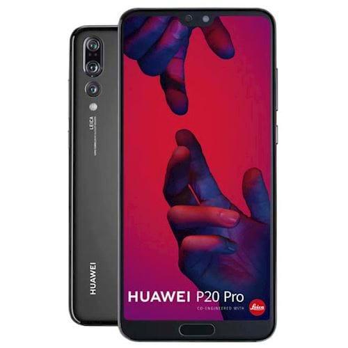 Huawei smartphone P20 Pro Black