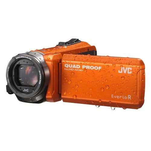 JVC camcorder GZ-R405DEU