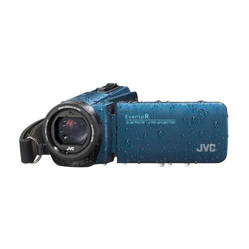 JVC camcorder GZ R495AKIT