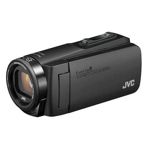JVC camcorder GZ R495BKIT
