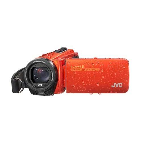 JVC camcorder GZ R495DKIT