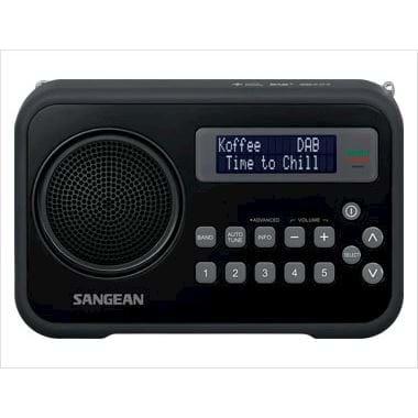 Sangean DAB radio DPR-67 (Zwart)