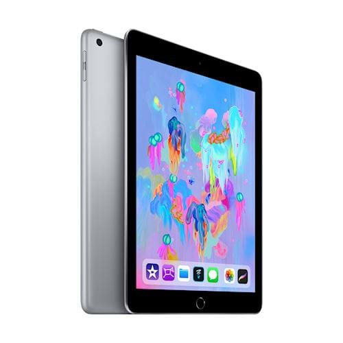 Apple iPad 2018 32 GB Wifi 4G Space gray
