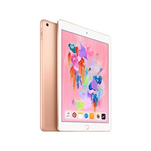 Apple iPad 2018 128 GB Wifi + 4G (Goud)