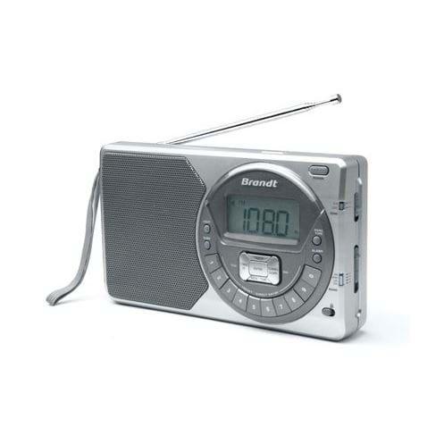 Brandt portable radio BR200D