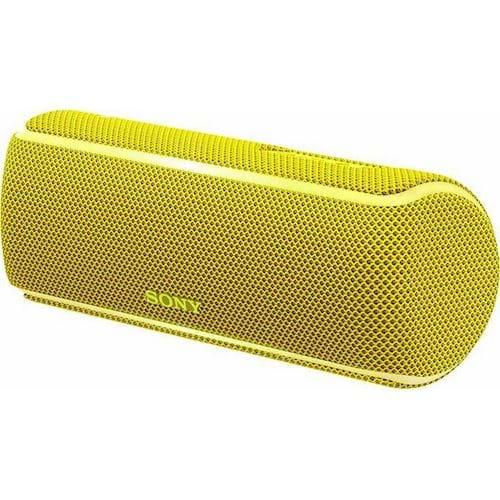 Sony portable speaker SRSXB21 Geel