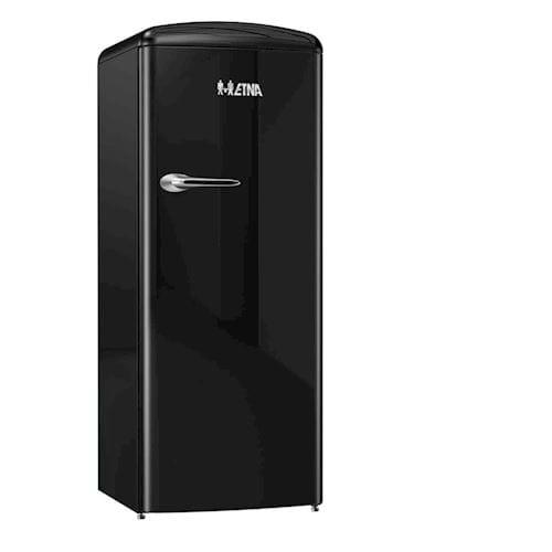 Etna koelkast met vriesvak KVV754ZWA (Zwart) - Prijsvergelijk