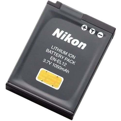 Nikon camera accu EN EL12 voor Nikon Coolpix