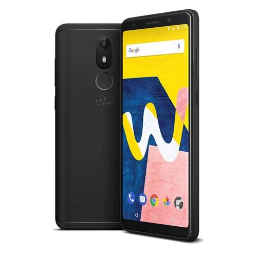 Wiko smartphone View Lite Antraciet