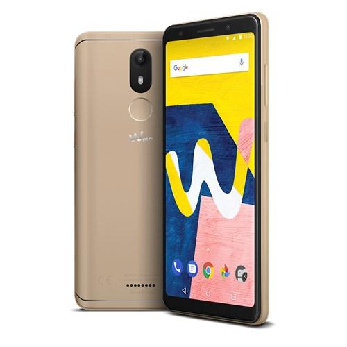 Wiko smartphone View Lite Goud