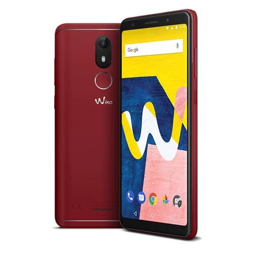Wiko smartphone View Lite (Rood)