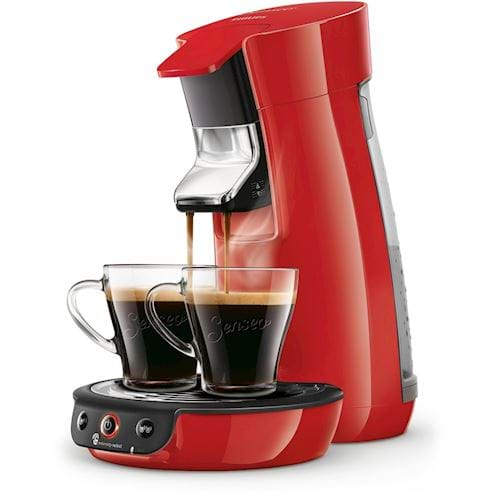 Philips Senseo Viva Café HD6563/80 (Rood)
