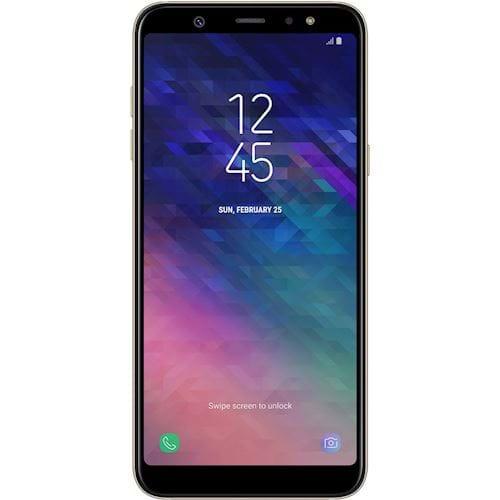 Samsung Galaxy A6+ Goud