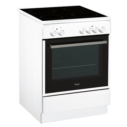 Whirlpool fornuis ACMT 6533 WH