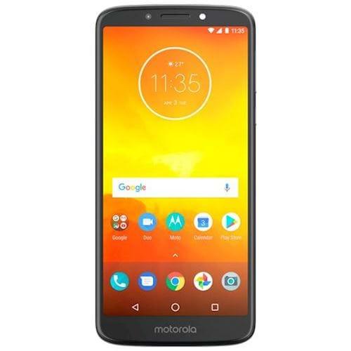 Motorola smartphone MOTO E5 FLASH GREY