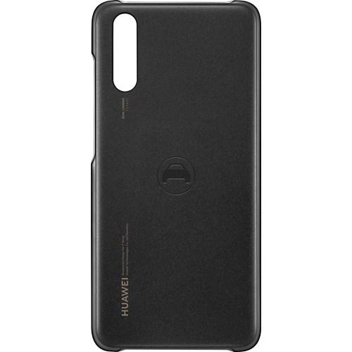 Huawei P20 magnetische auto case (Zwart)