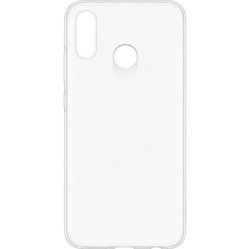 Huawei telefoonhoes TPU Cover voor Huawei 20 Lite Transparant