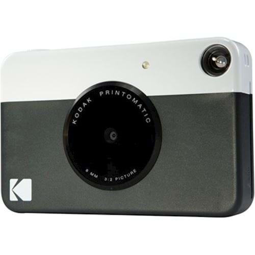 Kodak compact camera PRINTOMATIC BLACK INCL ZINK PAPER VOOR 20 FOTO apos;S