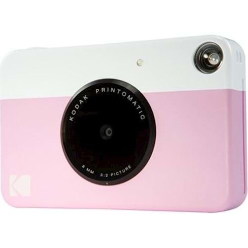 Kodak compact camera PRINTOMATIC PINK INCL ZINK PAPER VOOR 20 FOTO'S
